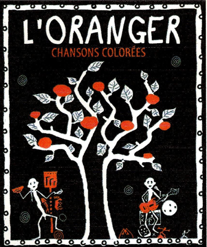 Affiche Chansons colorées